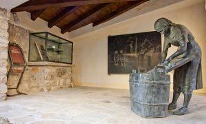 Casalciprano museo - lavandaia