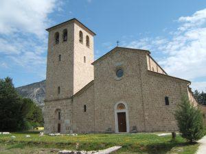 Castel San Vincenzo Abbazia di S. Vincenzo al Volturno