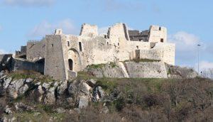 Castropignano castello d'Evoli