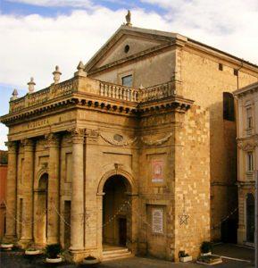 Lanciano Basilica Madonna del Ponte