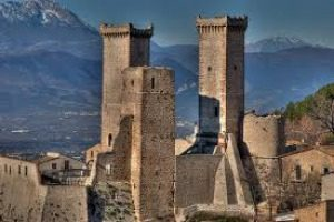 Pacentro Castel Cantelmo