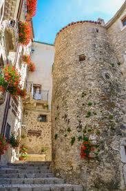 Civitella Alfedena borgo