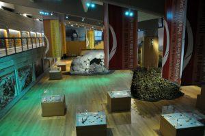 Isernia Museo del paleolitico