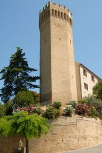 Moresco- Torre Eptagonale