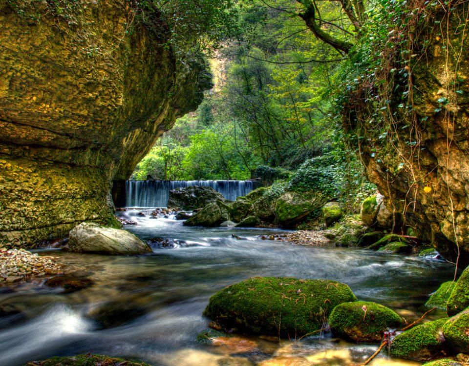 orfento_fiume caramanico terme