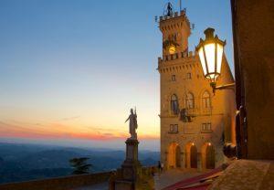 San Marino-palazzo pubblico